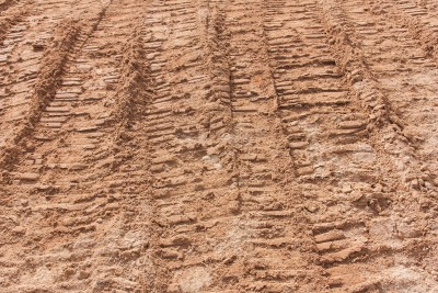 Soil Compaction from Backhoe